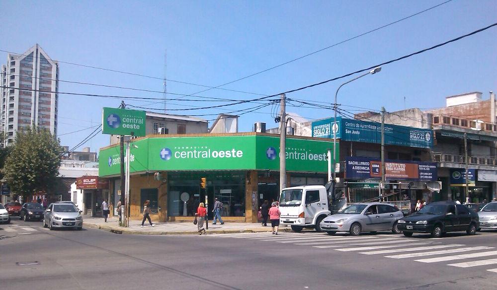 La Gran Renovación de Farmacias Central Oeste