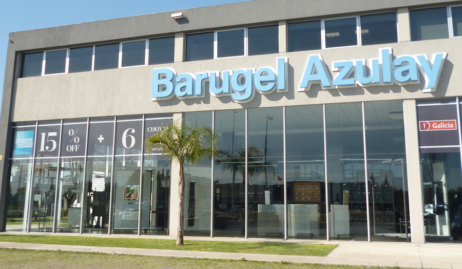 Stands Móviles para Barugel Azulay